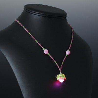 Strawberry Fusion Necklace Kit